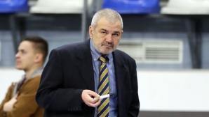 Иван Чолаков: С тези тройки ни депресираха