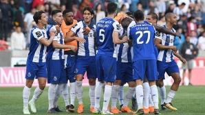 Равенство в дербито на Лисабон короняса Порто (видео)