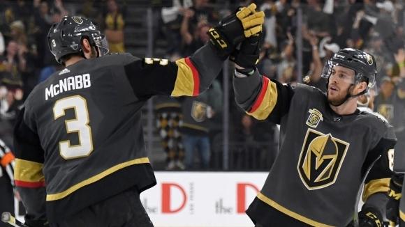 Лас Вегас продължава да пише история в NHL