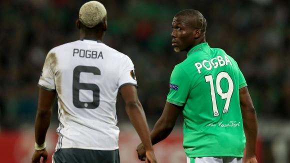 Братът на Погба се замеси в огромен скандал (видео)