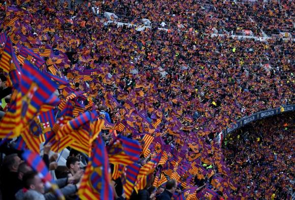 Каталунците са щели да направят шпалир на Реал Мадрид
