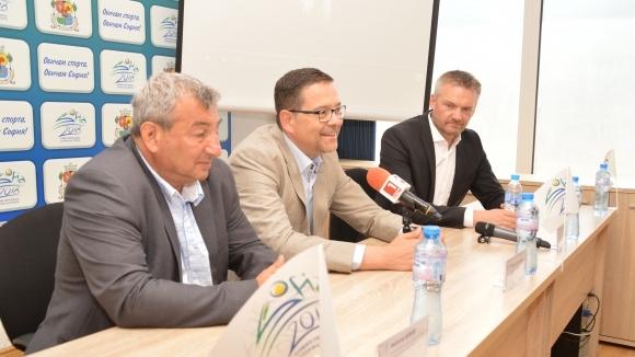 Обединените европейски първенства бяха промотирани пред българските федерации
