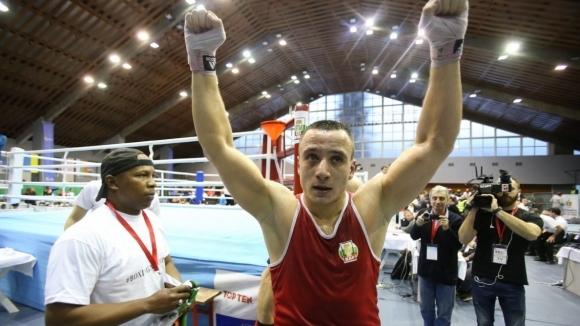 Пращаме петима боксьори на турнир в Испания