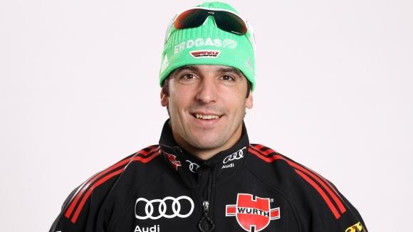 Рико Грос поема австрийския национален отбор по биатлон