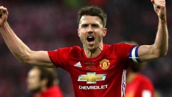 Карик ще изведе Юнайтед с лентата в последния си мач