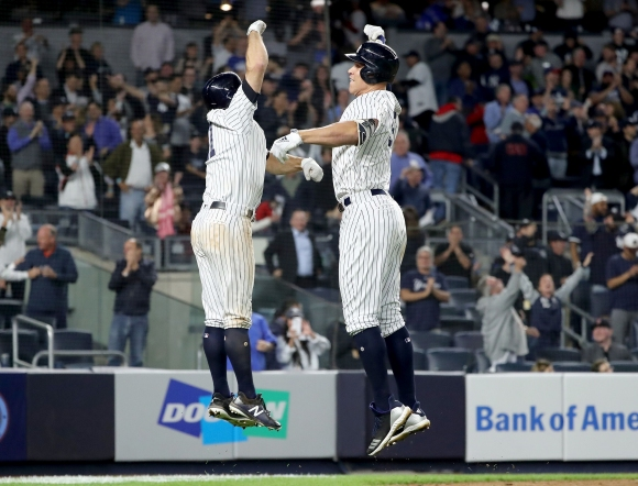 НЙ Янкис свали Бостън от върха на Изток (видео)