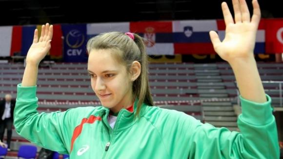 Контузия спря млада надежда за дебют в националния отбор на България