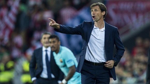 Сиганда напуска Билбао след края на сезона