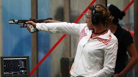 Мария Гроздева разби конкуренцията във Форт Бенинг