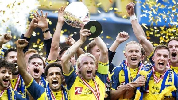 Брьондби спечели Купата на Дания (видео)