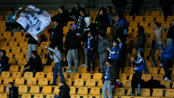 Феновете на Черноморец (Бургас) избраха Петър Колев за играч на месеца
