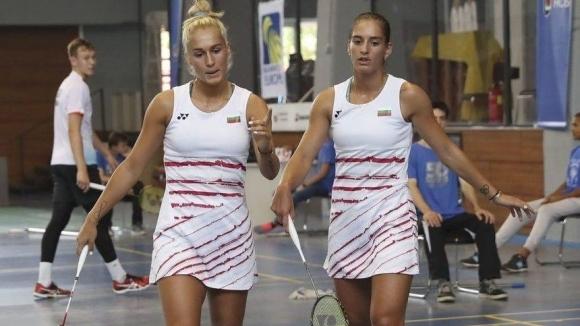 Най-добрите български състезатели стартираха с победи на държавното по бадминтон