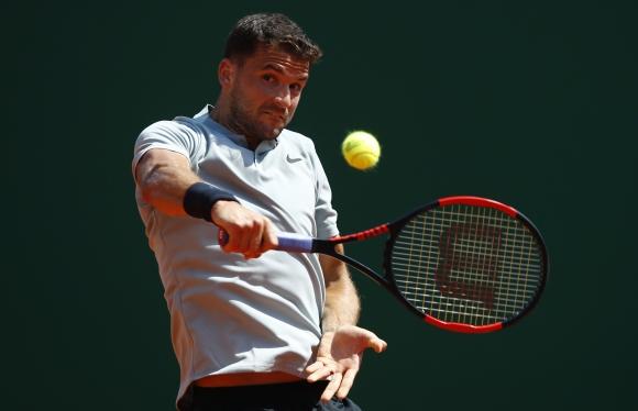 Жребият отново не бе благосклонен към Гришо за турнира в Рим