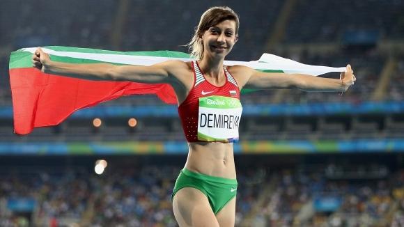 Мирела Демирева: Продължавам да мечтая за скокове над 2.00 м