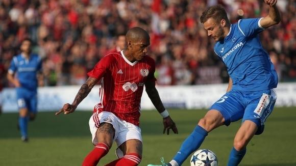 ЦСКА-София чака Каранга на първата тренировка след почивката