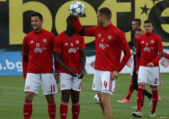 ЦСКА-София пуска звездите в почивка след Левски