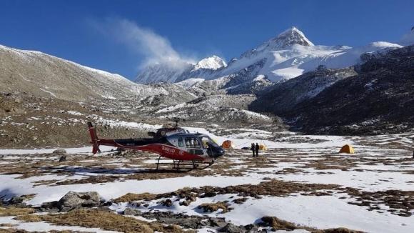 Спасителите ще започват да копаят в снега за Боян Петров
