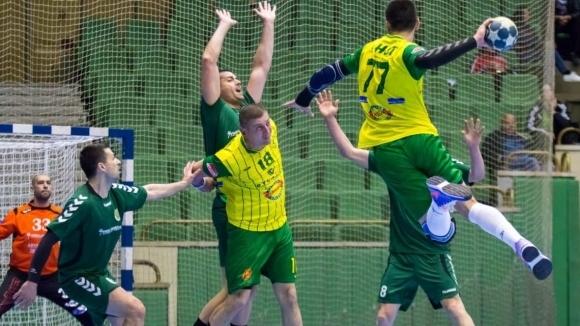 Добруджа се класира на финала в мъжкото хандбално първенство
