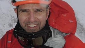 Три хеликоптера и най-опитните шерпи вече търсят Боян Петров