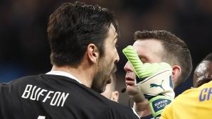 УЕФА погна Буфон