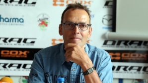 Олимпийският и световен шампион Олаф Лудвиг гостува в София