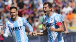 Лацио и Интер излизат във финал за Шампионската лига