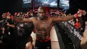 Чейк Конго победи Хави Айала в Bellator 199 чрез технически нокаут