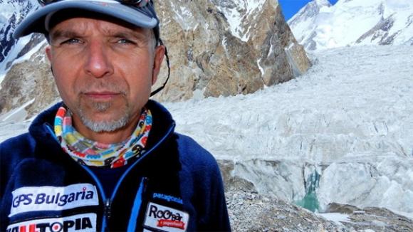 Член на спасителния екип за Боян Петров: Над лагер 2 се търси само тяло, не жив човек
