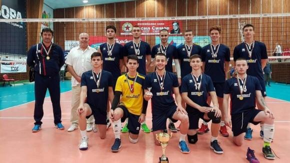 Черно море (Варна) стана шампион при юношите U20