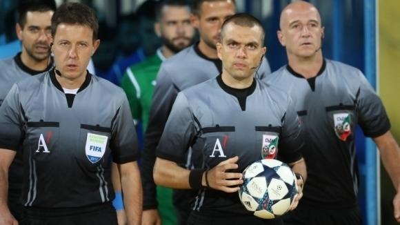 Определиха главния съдия за последното дерби Левски - ЦСКА-София