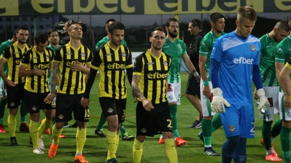 Глоби за четири клуба от Първа лига