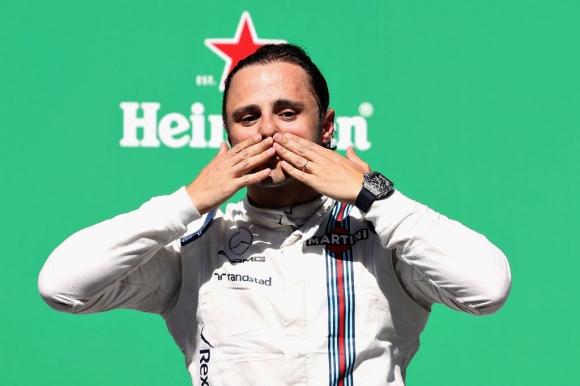 Фелипе Маса подписа тригодишен договор във Формула Е