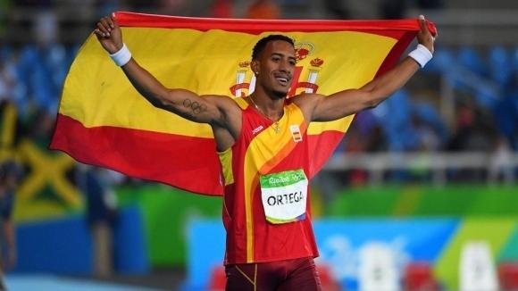 Ортега ще гони място в щафетата на Испания на 4 по 100 м за ЕП в Берлин