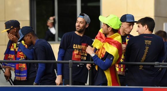 Бускетс очаква Барселона да оцени приноса му