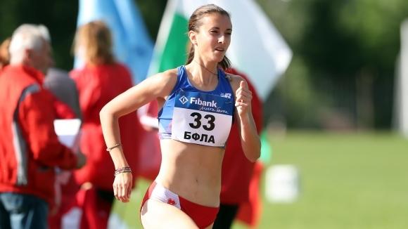 Успех за Минкина на 1500 м в София