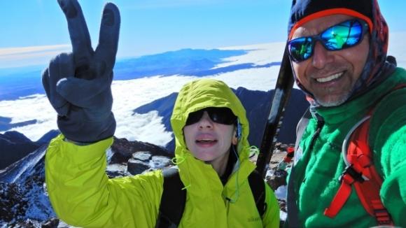 Радослава Ненова: Винаги съм знаела, че не жена, а планина ще ми го вземе