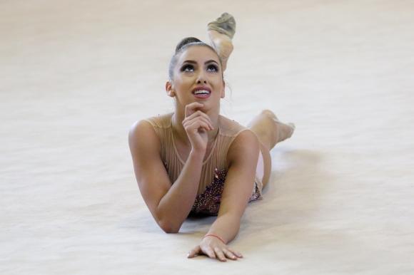 Най-добрите състезателки ще участват на Държавното по художествена гимнастика