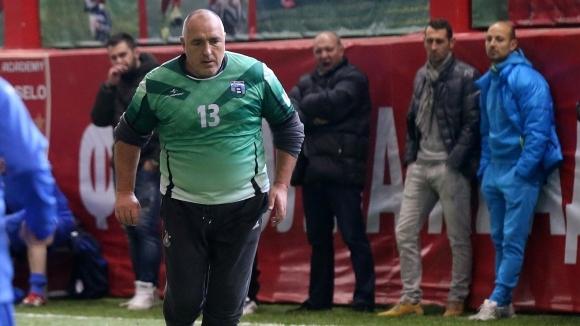 Бойко Борисов ще гледа на живо финала в Киев