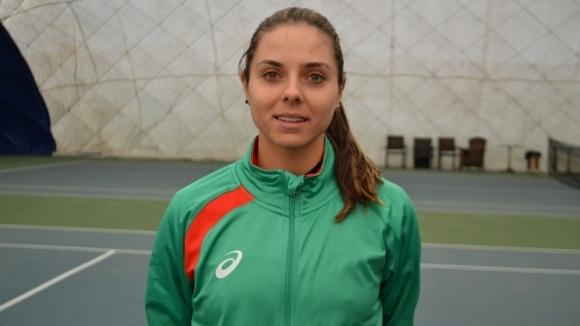 Виктория Томова е на 1/4-финал в Сен-Годен