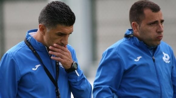 Малин Орачев: Много нервен мач, в понеделник Дунав ще е различен