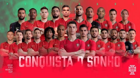Европейският шампион пренебрегна играчите на Барса за Мондиала - ето списъкa на португалците