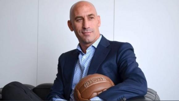 Луис Рубиалес оглави Испанската футболна федерация