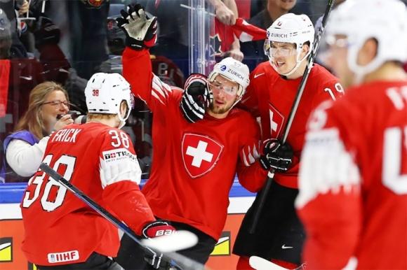 Сензация! Швейцария удари Канада и се класира за финала на Световното
