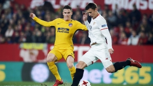 Реал може да попречи на Барса за новия бранител