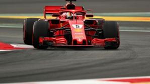 Фетел посочи три проблема, които Ферари трябва да решат