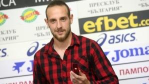 Стивън Петков разкри дали се е разбрал с ЦСКА-София (видео)