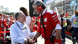 Жан Тод вярва, че Ферари ще се откажат да напускат Ф1