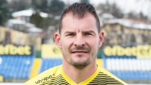Валентин Галев подписа нов договор със Септември (София)