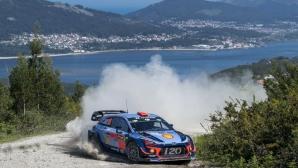 Пълно фиаско за Toyota на рали Португалия, Дани Сордо начело (снимки)