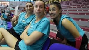 Волейболистките призоваха феновете за подкрепа: Вие сте нашият 7-и играч!